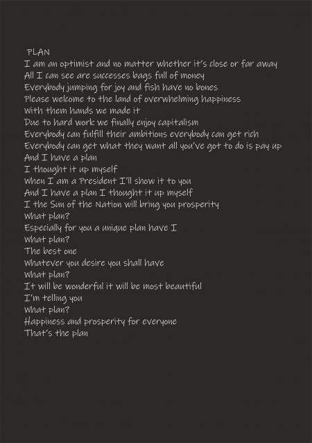 Plan tekst - Plan lyrics