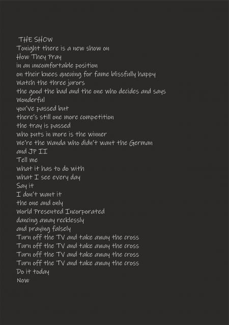 Show - tekst - The Show - Lyrics