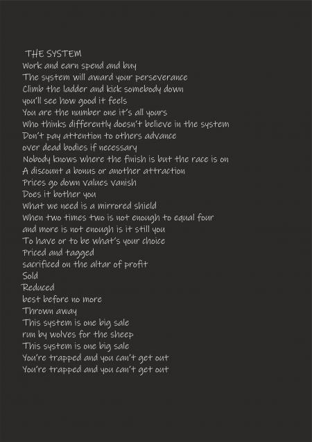 System - teksty - The System - Lyrics
